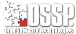 OSSP - Unix Software Technologies